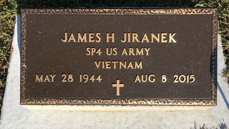 JIRANEK, JAMES H - Van Buren County, Iowa | JAMES H JIRANEK