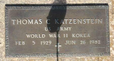 KATZENSTEIN, THOMAS C - Van Buren County, Iowa | THOMAS C KATZENSTEIN