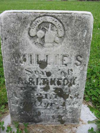 KECK, WILLIE S. - Van Buren County, Iowa | WILLIE S. KECK