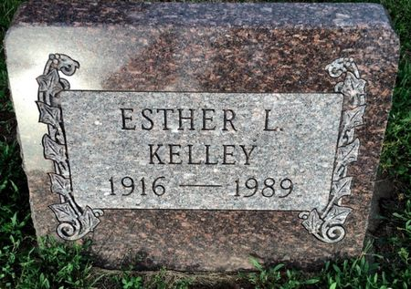 JONES KELLEY, ESTHER L - Van Buren County, Iowa | ESTHER L JONES KELLEY