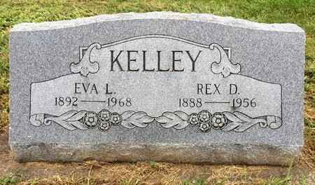 KELLEY, EVA L - Van Buren County, Iowa | EVA L KELLEY