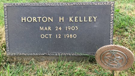 KELLEY, HORTON H - Van Buren County, Iowa | HORTON H KELLEY