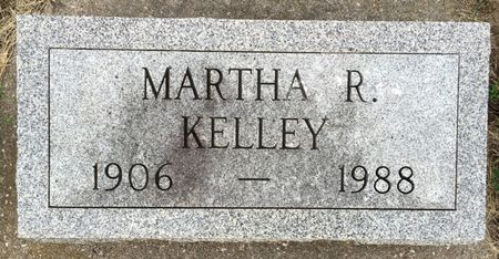 KELLEY, MARTHA R - Van Buren County, Iowa | MARTHA R KELLEY