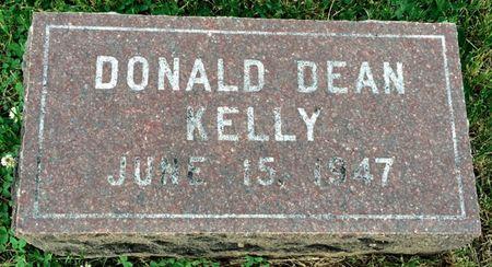 KELLY, DONALD DEAN - Van Buren County, Iowa | DONALD DEAN KELLY