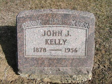 KELLY, JOHN J. - Van Buren County, Iowa | JOHN J. KELLY