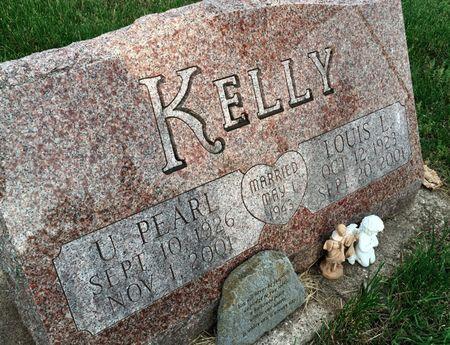KELLY, LOUIS L - Van Buren County, Iowa | LOUIS L KELLY