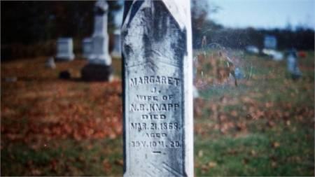 KNAPP, MARGARET J - Van Buren County, Iowa | MARGARET J KNAPP