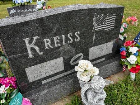 KREISS, GARY L - Van Buren County, Iowa | GARY L KREISS