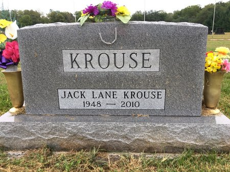 KROUSE, JACK LANE - Van Buren County, Iowa | JACK LANE KROUSE