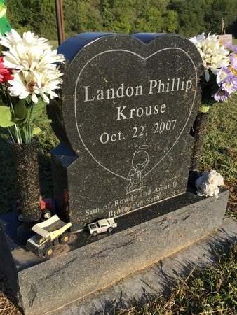 KROUSE, LANDON PHILLIP - Van Buren County, Iowa | LANDON PHILLIP KROUSE