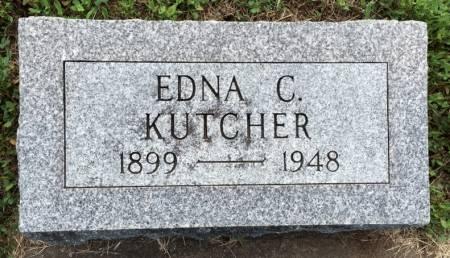 KUTCHER, EDNA C. - Van Buren County, Iowa | EDNA C. KUTCHER