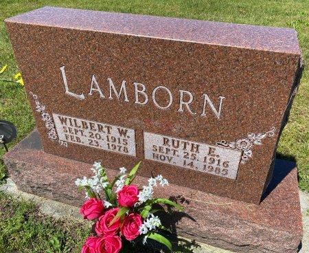 MILLS LAMBORN, RUTH E - Van Buren County, Iowa | RUTH E MILLS LAMBORN