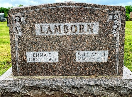 LAMBORN, WILLIAM H - Van Buren County, Iowa | WILLIAM H LAMBORN