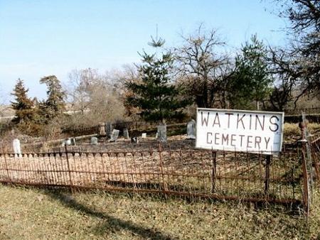 LANDESS A.K.A. WATKINS, CEMETERY - Van Buren County, Iowa | CEMETERY LANDESS A.K.A. WATKINS