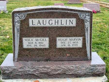 LAUGHLIN, NOLA - Van Buren County, Iowa | NOLA LAUGHLIN