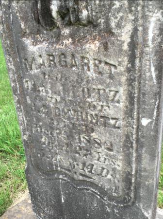 MUNTZ LOTZ, MARGARET - Van Buren County, Iowa | MARGARET MUNTZ LOTZ