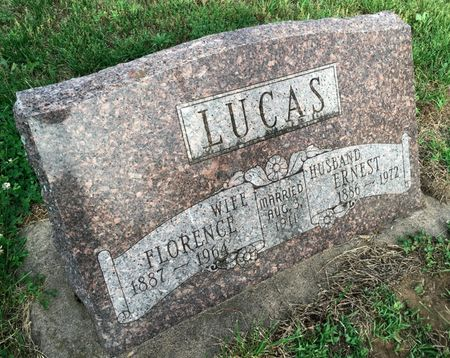 LUCAS, ERNEST - Van Buren County, Iowa | ERNEST LUCAS