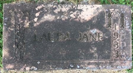 LUECKEL, LAURA JANE - Van Buren County, Iowa   LAURA JANE LUECKEL