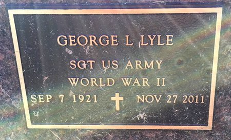 LYLE, GEORGE L - Van Buren County, Iowa | GEORGE L LYLE