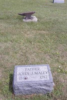 MALEY, JOHN J. - Van Buren County, Iowa | JOHN J. MALEY