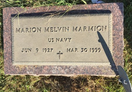 MARMION, MARION MELVIN - Van Buren County, Iowa | MARION MELVIN MARMION
