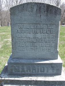 MARRIOTT, WILLIAM - Van Buren County, Iowa | WILLIAM MARRIOTT