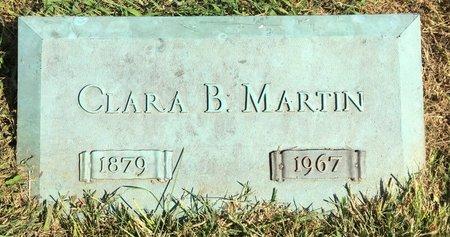MARTIN, CLARA B - Van Buren County, Iowa | CLARA B MARTIN