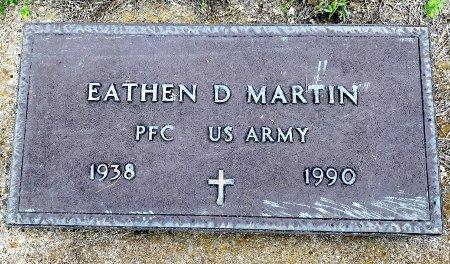 MARTIN, EATHEN D - Van Buren County, Iowa | EATHEN D MARTIN