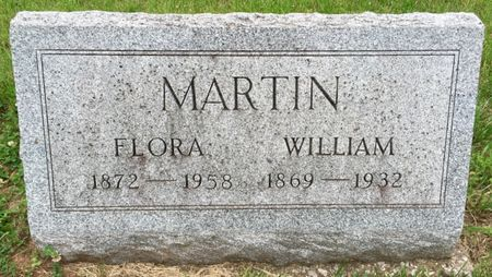 MARTIN, WILLIAM - Van Buren County, Iowa | WILLIAM MARTIN