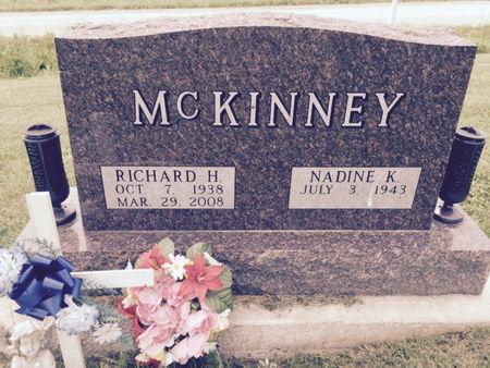 MCKINNEY, RICHARD H - Van Buren County, Iowa | RICHARD H MCKINNEY