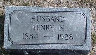 MEGRATH, HENRY N. - Van Buren County, Iowa   HENRY N. MEGRATH