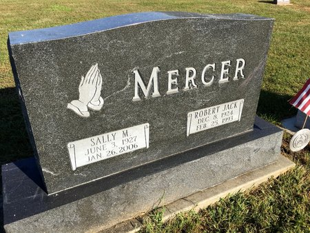 MERCER, SALLY M - Van Buren County, Iowa | SALLY M MERCER