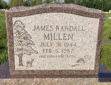 MILLEN, JAMES RANDALL - Van Buren County, Iowa | JAMES RANDALL MILLEN