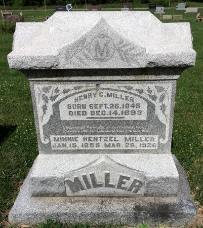 MILLER, MINNIE - Van Buren County, Iowa | MINNIE MILLER