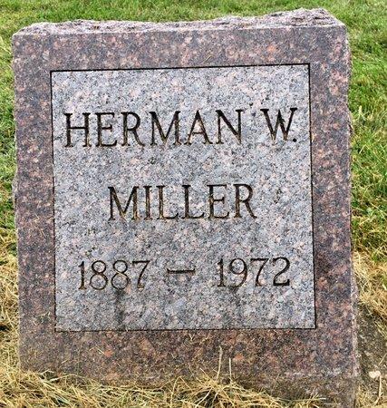 MILLER, HERMAN W - Van Buren County, Iowa | HERMAN W MILLER