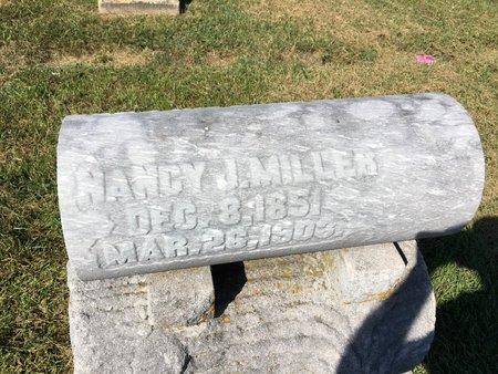 MILLER, NANCY J - Van Buren County, Iowa | NANCY J MILLER