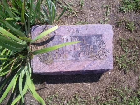 MILLER, PAUL L JR. - Van Buren County, Iowa   PAUL L JR. MILLER