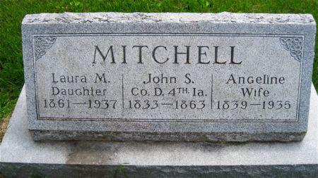 MITCHELL, LAURA M. - Van Buren County, Iowa | LAURA M. MITCHELL