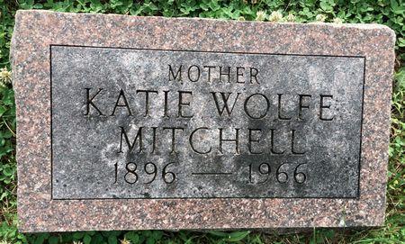 MITCHELL, KATIE - Van Buren County, Iowa   KATIE MITCHELL