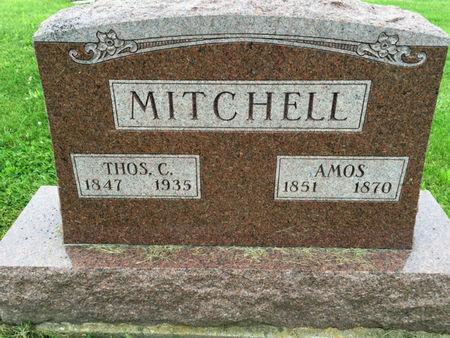 MITCHELL, AMOS - Van Buren County, Iowa | AMOS MITCHELL