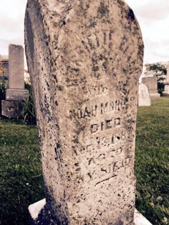 MOHLER, HARRIETTE ELLEN - Van Buren County, Iowa | HARRIETTE ELLEN MOHLER