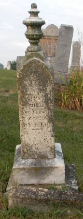 MOHLER, HARRIETT ELLEN - Van Buren County, Iowa | HARRIETT ELLEN MOHLER