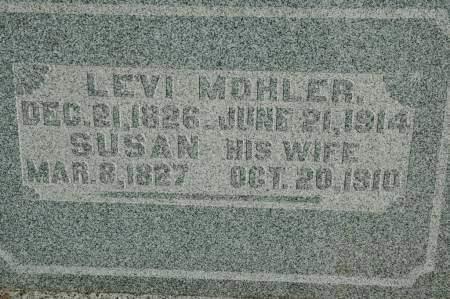 MOHLER, SUSAN - Van Buren County, Iowa | SUSAN MOHLER