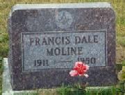 MOLINE, FRANCIS DALE - Van Buren County, Iowa | FRANCIS DALE MOLINE