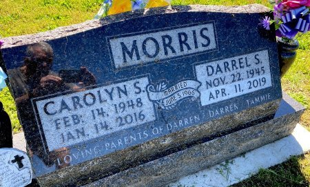 PARKER MORRIS, CAROLYN S - Van Buren County, Iowa | CAROLYN S PARKER MORRIS