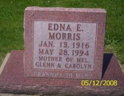 VAN PATTEN MORRIS, EDNA E. - Van Buren County, Iowa | EDNA E. VAN PATTEN MORRIS