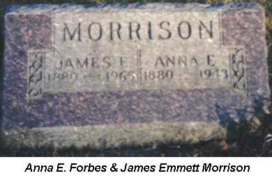 MORRISON, JAMES E AND ANNA E - Van Buren County, Iowa | JAMES E AND ANNA E MORRISON