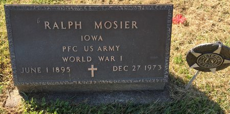 MOSIER, RALPH - Van Buren County, Iowa | RALPH MOSIER