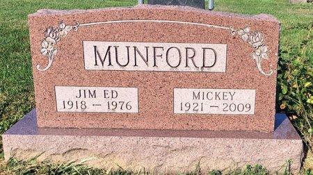MUNFORD, MICKEY - Van Buren County, Iowa | MICKEY MUNFORD