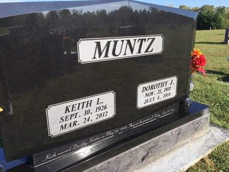 MUNTZ, KEITH L - Van Buren County, Iowa | KEITH L MUNTZ